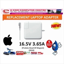 LAPTOP ADAPTER FOR APPLE SERIES MACBOOK 16.5V 3.65A (head of Magnet)
