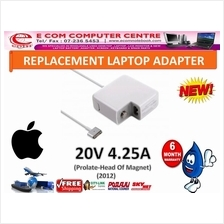 LAPTOP ADAPTER FOR APPLE SERIES MACBOOK 20V 4.25A (head of Magnet)