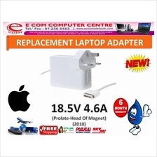 LAPTOP ADAPTER FOR APPLE SERIES MACBOOK 18.5V 4.6A (head of Magnet)