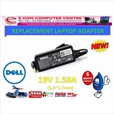 LAPTOP ADAPTER FOR DELL SERIES 19V 1.58A (5.5MM*1.7MM)