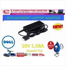 LAPTOP ADAPTER FOR DELL SERIES 19V 1.58A (SPECIAL TIP)