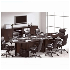 Modern Office Conference Table-Desk OFM6F5025 furniture mont kiara KL