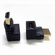 HDMI Female to HDMI Male 270 degree Adapter Extension