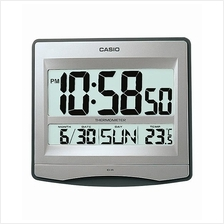 CASIO Digital Wall Clock Thermometer ID-14S-8