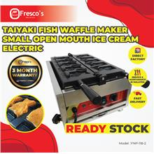 Taiyaki Fish Waffle Maker Small Open Mouth Ice Cream Electric