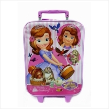 DISNEY SOFIA THE FIRST CHARMING 16inch LUGGAGE BAG