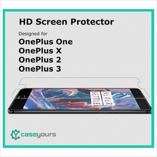 PET Screen Protector OnePlus One X 2 3 5 Clear Matte Diamond Film Cover / Scre