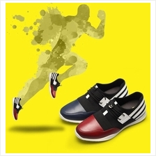 Men Running Shoe 6cm Internal Invisible Height Increasing Shoes