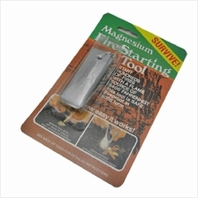 189 - SURVIVE Magnesium Fire Starting Tool