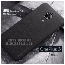 UEU Flexible TPU Sandstone Oneplus 3 / Oneplus Three / OP3 / 1+3 / 3T