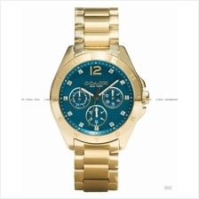 COACH 14502072 Women's Tristen Multifunction Glitz Bracelet Teal Gold