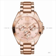 COACH 14502238 Women's Tristen Multifunction Glitz Bracelet Rose Gold