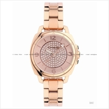 COACH 14502002 Women's Boyfriend Small Glitz SS Bracelet Rose Gold