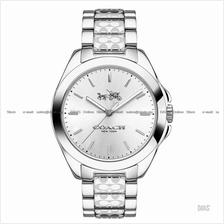 COACH 14502177 Women's Tristen Signature C SS Bracelet Silver