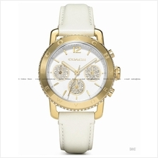 COACH 14501973 Women's Legacy Sport Glitz Leather Strap White Gold