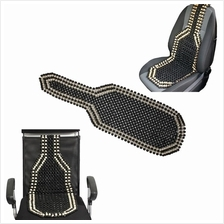 Wooden Beaded Car Taxi Van Front Seat Cover Cushion