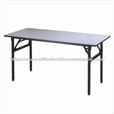 6ft Rectangular Folding Banquet Table OFM1875 gombak bangsa shah alam