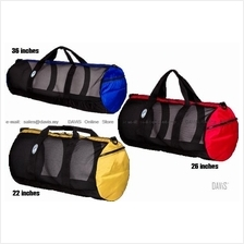 STAHLSAC - Mesh Duffel Bags - Heavy Duty - Durable *Variants