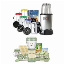 The Magic Bullet / Baby Bullet Food Processor Blender Set (2 Options)