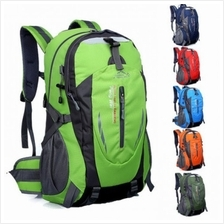 MT008206 Outdoor Mountaineering Unisex Shoulder Waterproof Nylon Backpack Bags