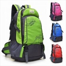 MT008116 Korean Tourist Travel Outdoor Capacity Leisure Shoulders Backpack Bag