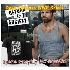 WWE WWF Shirts The Club Black No One Is Safe WRESTLING BAJU GUSTI
