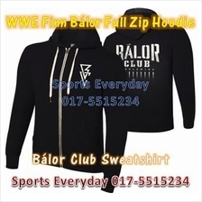 WWE WWF Hoodies Shirts Finn Balor Club Full Zip WRESTLING BAJU GUSTI