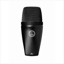 AKG Pro P2 - Dynamic Bass Microphone Low-pitched Instruments