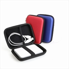 Powerbank and external Hard disk HDD case cover EVA PU bag