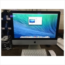 Apple i mac 21.5 inch core i5 2.7ghz,8gb ram,1tb HDD (2013)
