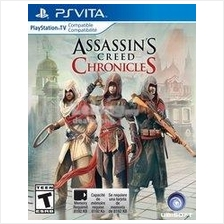 Assassin's Creed Chronicles for PS Vita R3