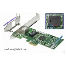 Intel 82573L Gigabit 1000Mbps Network Ethernet LAN Adapter PCIE Card 100/1000
