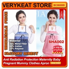 Anti Radiation Protection Maternity Baby Pregnant Mummy Clothes Apron