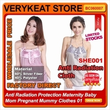 Anti Radiation Protection Maternity Baby Mom Pregnant Mummy Clothes