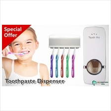 Korea Touch Me automatic hands-free toothpaste dispenser