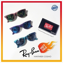 Authentic Rayban 2140 Wayfarer Cosmo Sunglasses Series   Variety Color c5fd8afab0