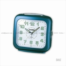CASIO TQ-359-2 analogue wake up timer bell alarm snooze blue