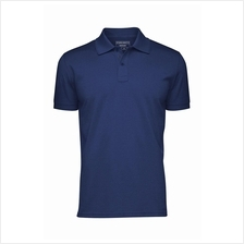 100% Cotton No shrink Pique Polo T-shirt 17 Colors up to 5XL