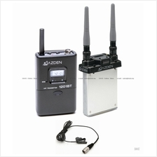 AZDEN 1201SiTA - 1201URX/Si + 1201BT w/ AZM-TH UHF Wireless Slot-In