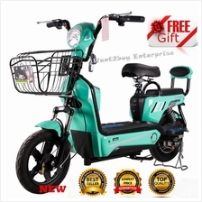 New Electric Bicycle Bike Recharge Battery 48V 12Ah 350W Power Scooter