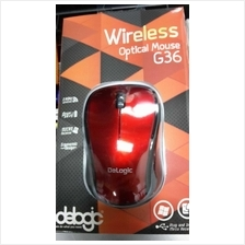 Delogic 2.4GHz Wireless Optical Mouse