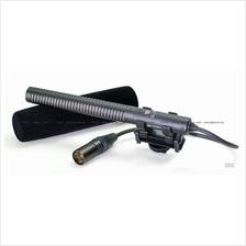 AZDEN SMX-100 - Broadcast stereo shotgun mic video audio w/ 5-pin XLR