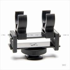 AZDEN SMH-4 - Shock-Mount Microphone Holder for Pipe Diameter 18mm
