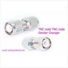 TNC male to TNC male adapter Converter Gender changer Male to Female