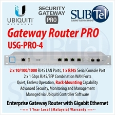 USG-PRO-4 Ubiquiti Security Gateway Pro UBNT Malaysia SFP 4 port