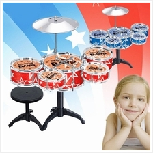 Jazz Drum Kids Early Education Children Kid's Music Toys Gift