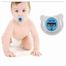 Baby Care Portable Digital LCD pacifier thermometer.