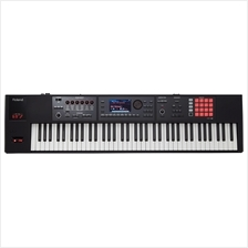ROLAND FA-07 (76 Keys) Synthesizer Keyboard (FREE Headphones, Stand an
