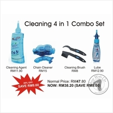 Cleaning 4 in 1 Combo Set