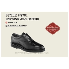 RED WING 8701 MEN'S OXFORD Safety Shoes Working Shoes